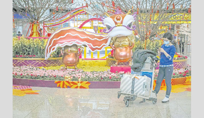 Beijing cancels large-scale Lunar New Year events