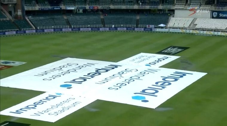 Rain delays start of fourth S Africa v England Test
