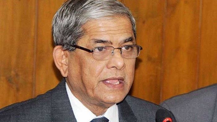 AL conspiring to hinder BNP's victory in city polls: Fakhrul