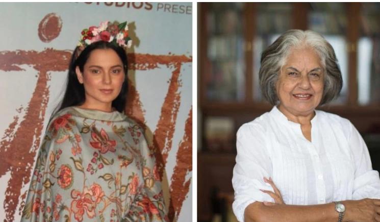 Indira Jaising should be kept in jail with Nirbhaya's rapists: Kangana