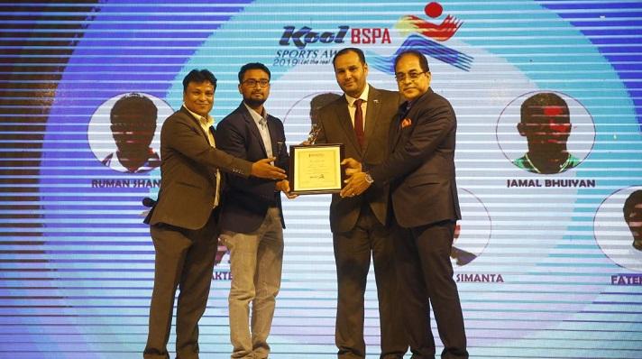 Shana wins KOOL-BSPA Best Player of the Year award