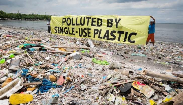 'Zero' govt effort to check plastic pollution