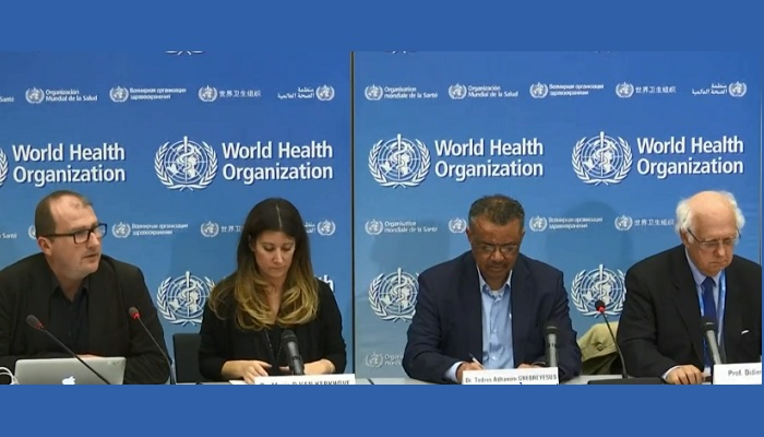 Chinese virus not yet a global health emergency: WHO