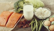 Count milk on these foods for bone health