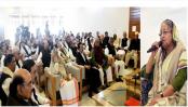 Properly follow Bangabandhu's ideology to build Sonar Bangla: PM