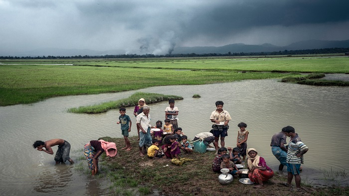 Myanmar must do more to protect Rohingyas: UK