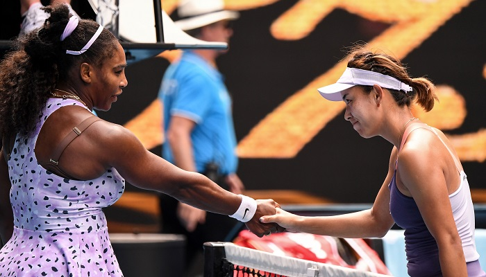 Serena Williams stunned at Australian Open, ending record bid