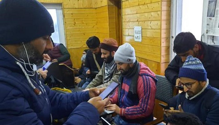 2G mobile internet services being restored in Jammu and Kashmir from today