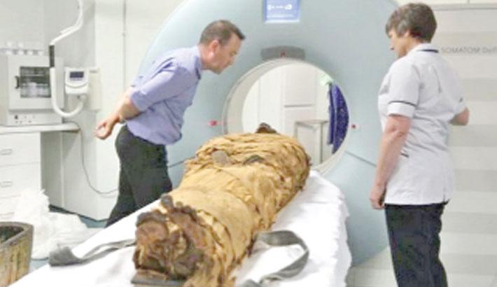 Voice of 3,000-yr-old Egyptian mummy heard again