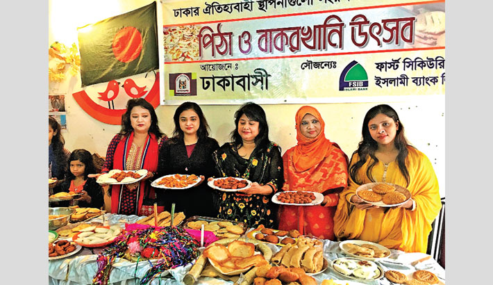 'Pitha and Bakarkhani Festival'