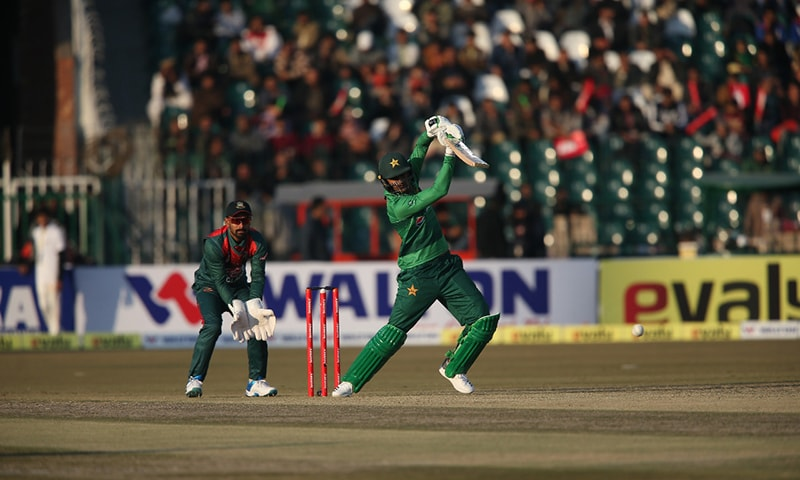 Bangladesh concede 9-wkt defeat; lose series to Pakistan