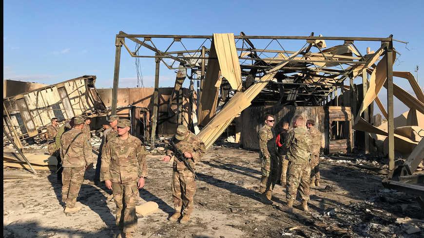 Iran raid caused 'brain injuries in 34 US troops'