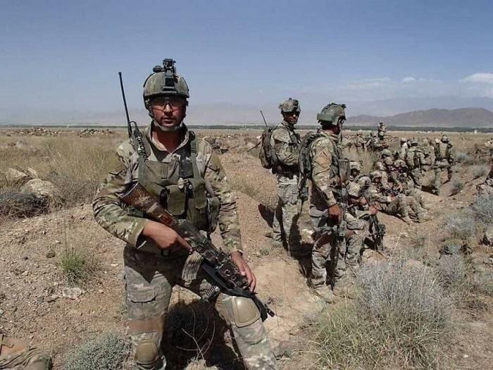 Afghan forces kill 7 Taliban militants in Ghazni province