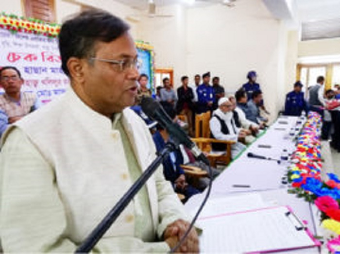 Myanmar must abide by ICJ orders: Hasan