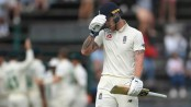 Ben Stokes fined for audible obscenity