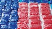 Drug trade continues despite drive