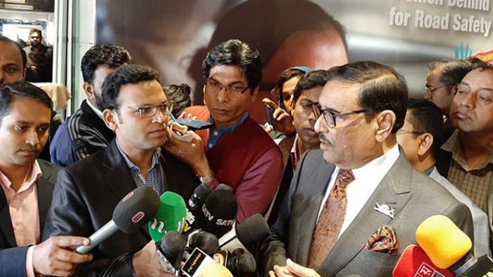 BNP finding escape route to step aside from city polls: Quader