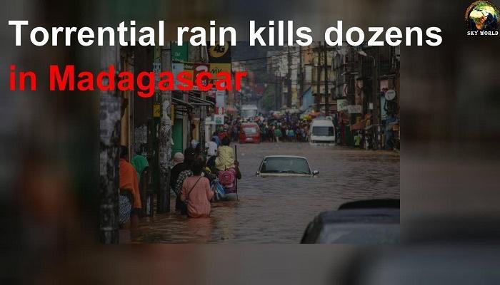 Torrential rains, floods kill 31 in Madagascar