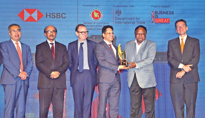 Walton gets HSBC Business Award