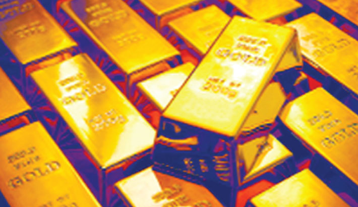 Gold futures settle at 2-week high on technical buying