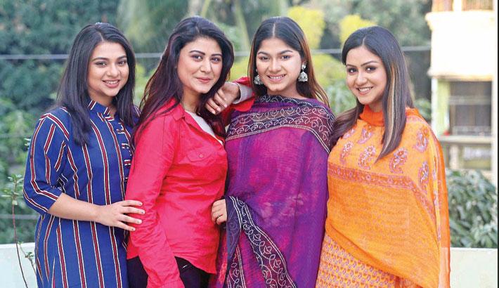 Sokal Ahmed's new drama 'Khan Bari Barabari'
