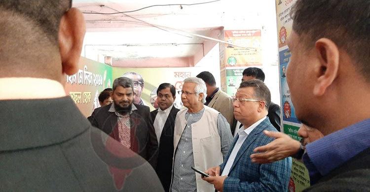 Grameen Communications case: Nobel laureate Yunus gets bail on Tk 5000 bond
