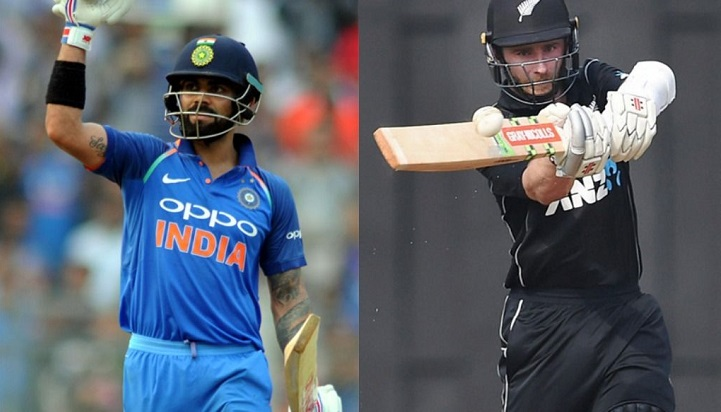 India to bowl first in second T20 against New Zealand