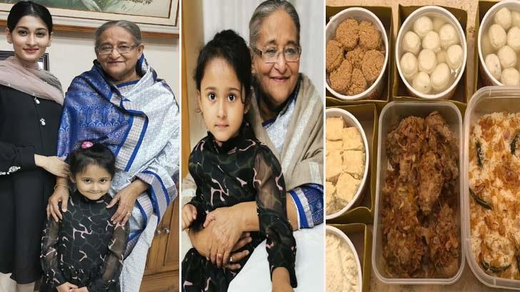 Prime Minister cooks for Shakib