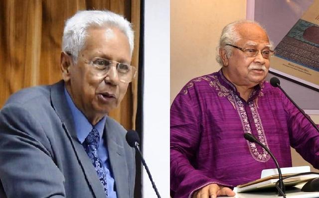 Muazzem Ali, Enamul Haque win India's Padma awards