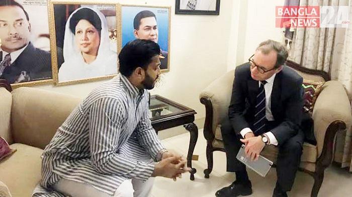 Clash between AL, BNP men is not expected: British High Commissioner