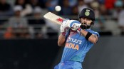 Indian bowlers pin New Zealand down in second T20
