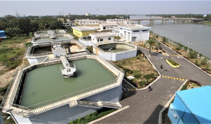 PM opens Sheikh Russel water treatment plant in Chattogram