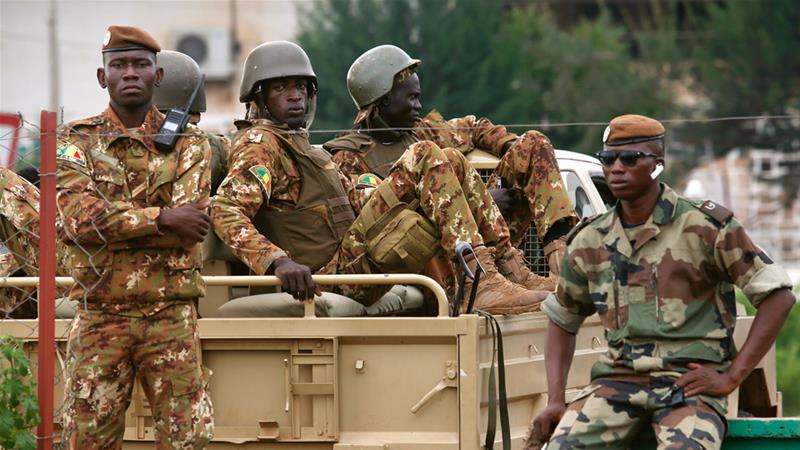 Jihadist attack on Mali military camp leaves 20 dead: army