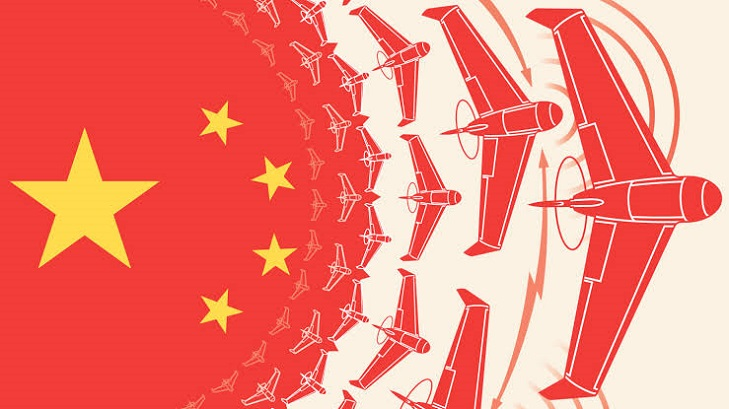China now world's second biggest weapons producer: researchers