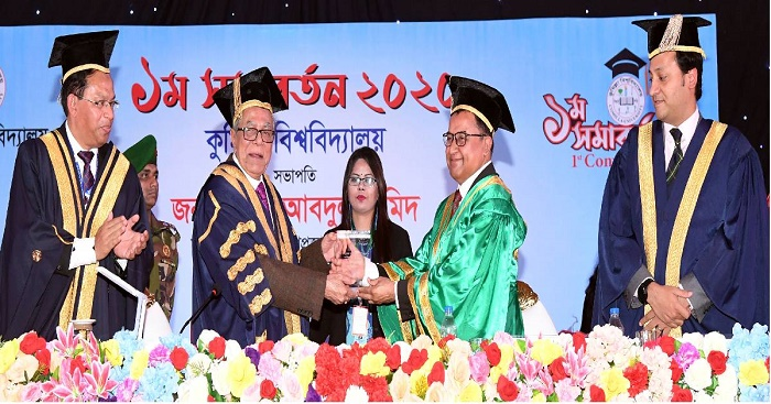 Wage social movement against drugs, President asks students