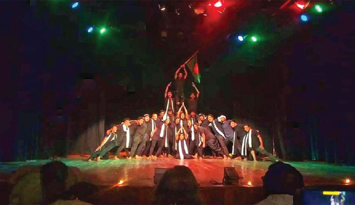 2nd Nat'l Campus Theatre Fest ends at BSA today