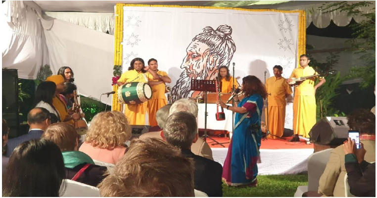 EU envoy hosts Lalon music event to spread its messages