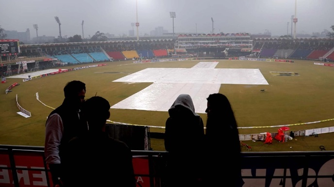 Bangladesh-Pakistan 3rd T20I washed out