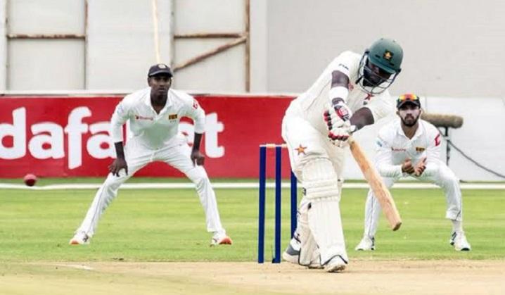Zimbabwe win toss, bat first in second Test against Sri Lanka
