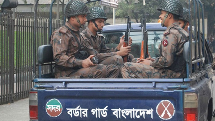 Sixty-five platoons BGB to be deployed during Dhaka city polls