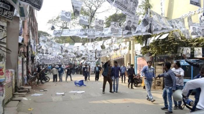 Politics starts to heat up ahead of Dhaka city polls