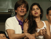 Shah Rukh Khan's response to Suhana's 'what's our religion' question
