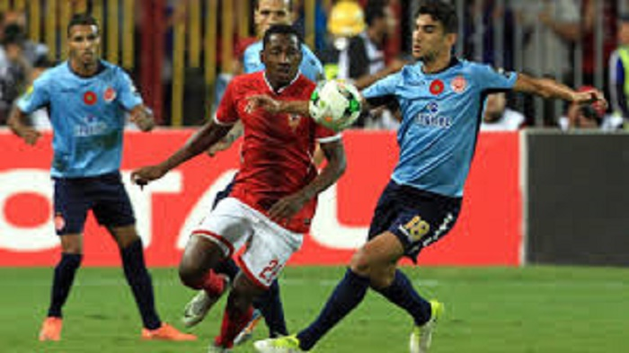 Nigerian Ajayi gives Ahly a CAF Champions League boost