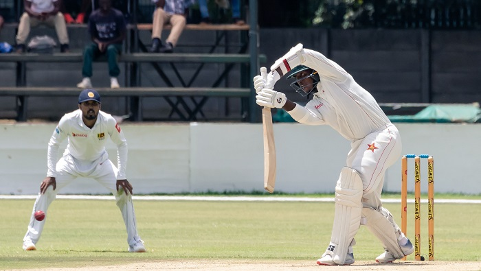 Taylor, Kasuza give Zimbabwe solid start in second Test