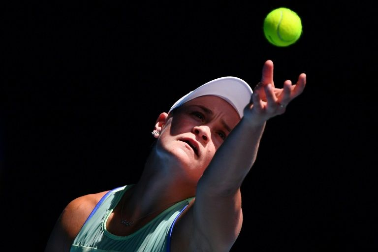 Pressure cranks up as Barty reaches first Australian Open semi-final