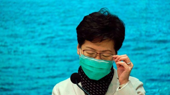 Coronavirus: Hong Kong to slash border travel as virus spreads