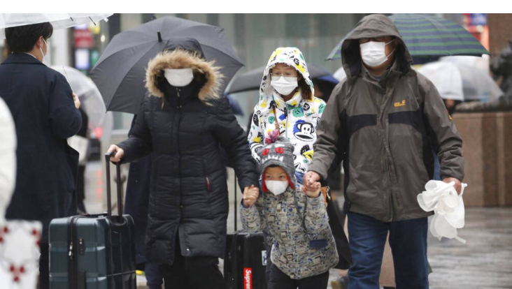 Japan sends plane to China to evacuate citizens