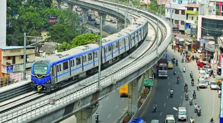 Dhaka Metro rail service to be inaugurated on December 16, 2021: Quader
