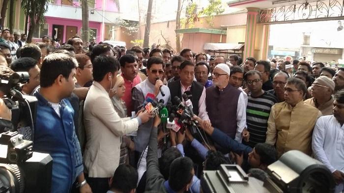No more waterlogging in Dhaka if elected: Taposh