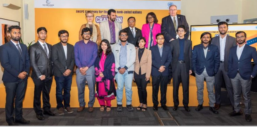 WB awards road safety champions' video competition winners